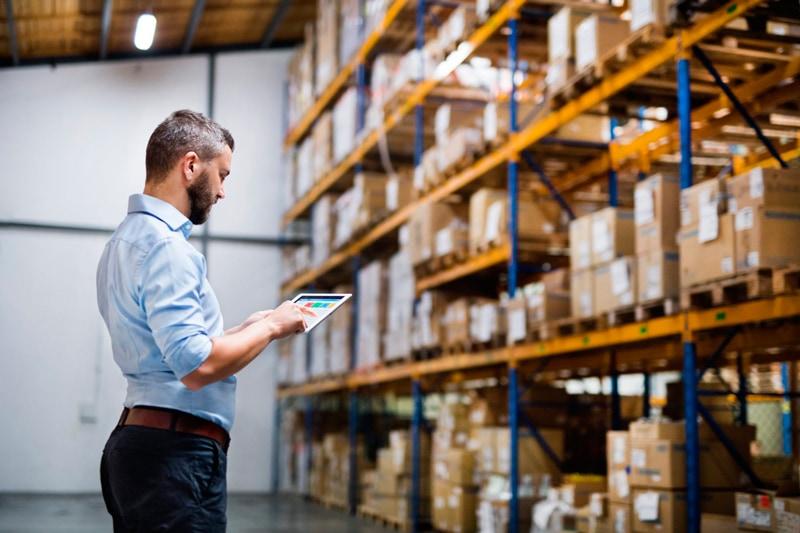 externalizar la gestión de almacenes