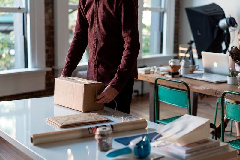 asegurar la trazabilidad de un paquete